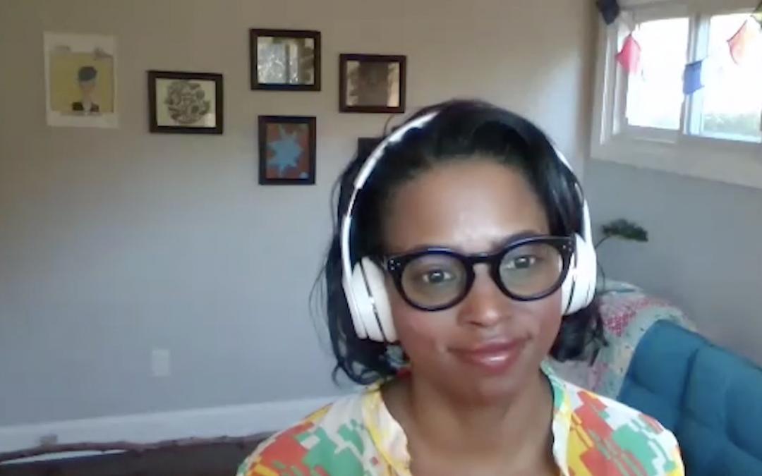 Michelle Cassandra Johnson: In Conversation